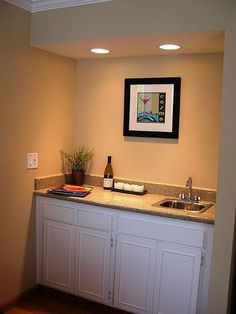 How to Build a Wet Bar