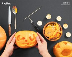 Scratch-free surfaces for all of your spookiest needs. Happy Halloween from Lapitec®!
