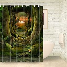 Foog Animal Forest Shower Curtain Tree Vinatge Shower Cur... https://www.amazon.com/dp/B01NAJ0TPH/ref=cm_sw_r_pi_dp_x_bfswyb5A7SMXH