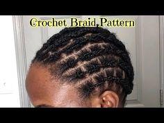 Crotchet Braid Pattern, Crotchet Box Braids, Crochet Braid Styles, Crochet Braids Hairstyles, Twist Hairstyles, Protective Hairstyles, Individual Crochet Braids, Individual Braids, Hair Patterns