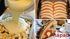 13 najlepších pečených aj nepečených banánových dezertov