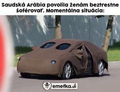 Už môžu aj ženy šoférovať v Arábii