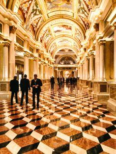 The Venetian Hotel - Las Vegas