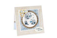 Kartka na roczek Baby Scrapbook, Album, Crafts, Cards, Manualidades, Handmade Crafts, Craft, Arts And Crafts, Artesanato