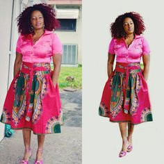Zabba Designs African Clothing Store : Photo