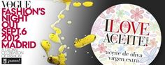 @iloveaceite regresa a la noche más internacional de la moda #fashion #vogue #extravirginoliveoil #spain
