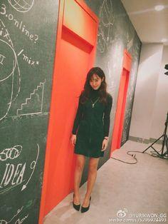 Breakfast time with SNSD's pretty Yuri! ~ Wonderful Generation