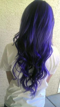 I love this blue with the little bit of black...I'd keep my dark brown with it though