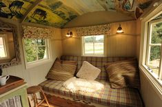 Gypsy Interior Design Dress My Wagon| repinned by Serafini Amelia| Shepard's Hut.