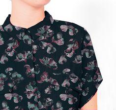 ODDstyles Pattern | Mystic Flower