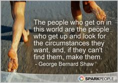 Motivational Quote of the Day by George Bernard Shaw