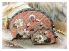 Gallery.ru / purse and cosmetics bag - Косметички, комплекты и др. - lolenya