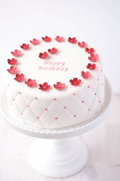 Clausa Things: The old times - Cake Decorating Cupcake Ideen Cake Decorating Frosting, Cake Decorating Videos, Birthday Cake Decorating, Cake Decorating Techniques, Birthday Cakes For Women, Happy Birthday Cakes, Birthday Cupcakes, 40 Birthday, Fondant Wedding Cakes