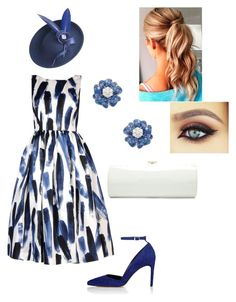 """""""Untitled #621"""" by lovelifesdreams on Polyvore featuring Dolce&Gabbana, Diane Von Furstenberg, Jimmy Choo and Arthur Marder Fine Jewelry"""