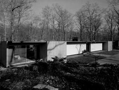 Teaze House, New Caanan, CT John Black Lee, Architect - Pedro E. Guerrero photographer, Edward Cella Art+Architecture