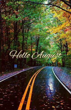 Beautiful Hello August