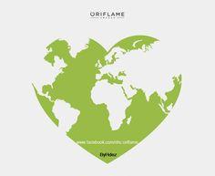 Love-Eco #Oriflame #EcoBeauty #LoveNature