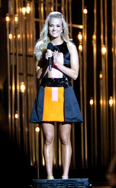 2013 CMA Awards: Everything Carrie Underwood Has Ever Worn at the CMA Awards