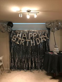 47 Ideas birthday surprise ideas diy sweets for 2019 21 Party, Festa Party, 30th Birthday Parties, 20th Birthday, 60th Birthday Decorations, Surprise Party Decorations, 21st Decorations, Diy Birthday Backdrop, Birthday Diy