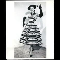 Christian Dior - Robe de cocktail (1954)