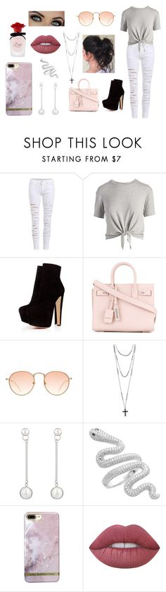 Designer Clothes, Shoes & Bags for Women Tiana, Hippie Chic, Lime Crime, Yves Saint Laurent, Shoe Bag, Polyvore, Stuff To Buy, Shopping, Collection