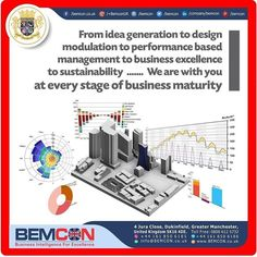 From idea  generation to design  modulation to Performance-based management to business excellence  to sustainability.... We are with you at every stage of business maturity.