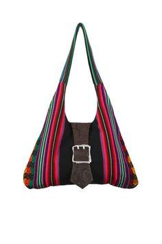 The Talara Peruvian Saddle Bag by Anat Marin from MFredric.com