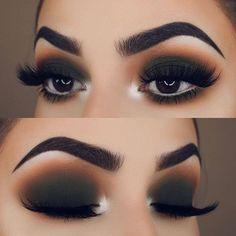 6 Awesome Eye Makeup Tips for You to Try! - Eye Make-up - Makeup Matte Eye Makeup, Eye Makeup Tips, Makeup Goals, Makeup Inspo, Eyeshadow Makeup, Makeup Products, Beauty Makeup, Makeup Ideas, Makeup Tutorials