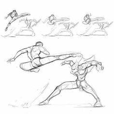 Body Reference Drawing, Drawing Reference Poses, Anatomy Reference, Action Pose Reference, Fighting Drawing, Relationship Drawings, Manga Poses, Sketch Poses, Poses References