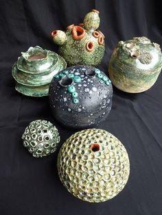 Coral pots