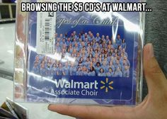 Oh, The Things You Find At Walmart