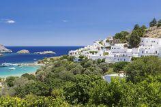 Astypalea, o Stampalia, è una piccola isoletta del Dodecanneso, ideale per una vacanza all'insegna del relax