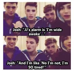 Union J know what they say