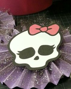 Monster High Party Favor 5 pieces. by JennexPartySupply on Etsy, $7.50
