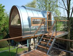 Stilt House by Treehouse Architects