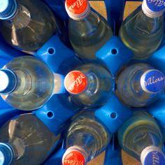 Eau en bouteille de verre consignée, enfin une adresse! Sweetvalentinefood.worpress.com