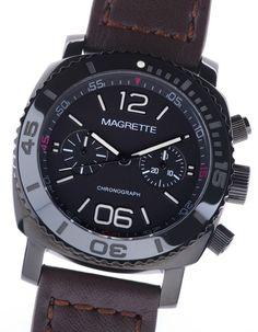 Magrette Moana Pacific Chronograph Watch. Great Kiwi brand