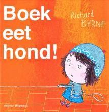 Boek eet hond - Richard Byrne
