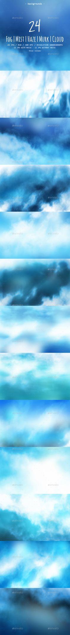 24 Fog   Mist   Haze   Murk   Cloud Backgrounds. Download here: http://graphicriver.net/item/24-fog-mist-haze-murk-cloud-backgrounds/14447177?ref=ksioks