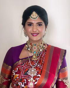 Sari Blouse, Saree Blouse Designs, Blouse Patterns, Brunette Beauty, Embroidered Blouse, Bridal Looks, Indian Bridal, Lehenga, Silk Sarees