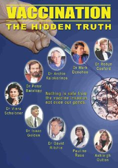 Vaccination MUST SEE! – The Hidden Truth What you may Not know... #KnowledgeIsPower!#AwesomeTeam♥#Odycy☮:-)