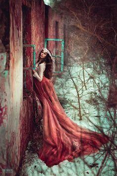 Feminine photos by a fashion photographer Svetlana Belyaeva - 16
