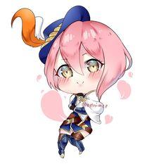 Mobile Legend Wallpaper, Hero Wallpaper, Cartoon Memes, Cartoon Characters, Anime Chibi, Anime Art, Miya Mobile Legends, Champions League Of Legends, Alucard Mobile Legends