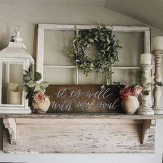 Country Farmhouse Decor 96776 Do you love farmhouse style decor? It is one of my favorite styles for home design and I have some amazing home inspiration to share today! Farmhouse Decor, Decor, Diy Decor, Farm House Living Room, Farmhouse Style Decorating, Country Farmhouse Decor, Country House Decor, Rustic Decor, Home Decor