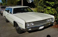 1969Ford Country Sedan, 429 4bbl V8/C6 auto/9' locking rear axle w/HD suspension&cooling