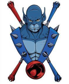 The epitome of toughness, and his nunchuks . Art by Thundercats Cartoon, He Man Thundercats, Cartoon Tv, Cartoon Characters, Cat Character, Character Design, Gi Joe, Arte Dc Comics, Morning Cartoon