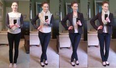 A Peek Inside The paNASH Style Closet: Dressing Up A T-shirt and Jeans #WardrobeWednesday #paNASHstyle