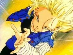 Android 18-Dragon Ball Z