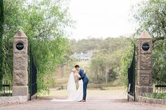 Jeremy & Stephanie Wandin Valley Estate Wedding