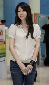 Lee Ji-ah, Korean actress